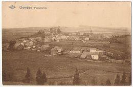 Gembes - Panorama - Circulé 1942 - JOS - Hôtel De L'Enclos Propr. Vve Schérenne - SUPER - Daverdisse