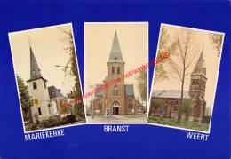 Mariekerke - Branst - Weert - Mariekerke - Bornem
