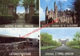 Kasteel D'Ursel - Kasteel Marnix De St Aldegonde - Hingene - Bornem