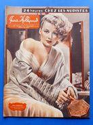 Rivista Magazine - Paris Hollywood N° 37 - 1948 - Ann Sheridan - Denise Darcel - Unclassified