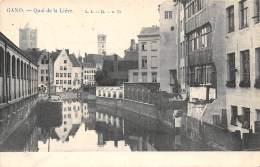 GAND - Quai De La Liève - Gent
