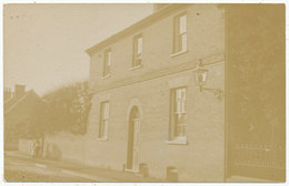 Unidentified House With Lamp - England