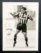 Sport Calcio - Autografi Sportivi - Foto Inter - 1993 - Antonio Manicone - Autographs