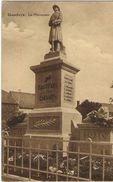 Haut-Fays - Le Monument Sur La Place - Circulé 2-12-30, Signée Alice - Edit. Thiry - SUPER - Daverdisse