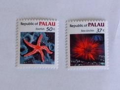 PALAU  1983-84  Lot #1  Sea Fan - Palau
