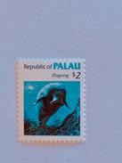 PALAU  1983-84  Lot #2  Sea Fan - Palau