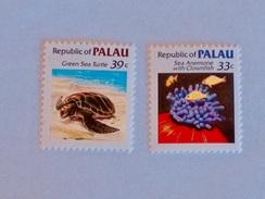 PALAU  1985  Lot #4  Marine Life - Palau