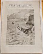 L'illustrazione Italiana - L'imbarco A Cherbourg - N° 47 - Novembre 1903 - Libri, Riviste, Fumetti