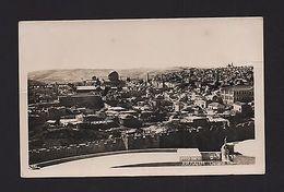 Vintage Real Photo POSTCARD Stamp ISRAEL JERSUSALEM  Z1 - Postcards
