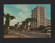AFRICA CONGO KINSHASA  AUTOMOBILES AUTOMOBILE CAR CARS 1960ys AFRIKA AFRIQUE - Postcards