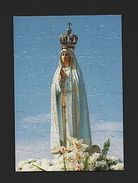 PUZZLE PORTUGAL OUR LADY Of FÁTIMA FATIMA Catholic Religion Z1 - Unclassified