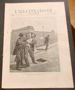 L'illustrazione Italiana - Attentato Contro Labori - N° 34 - Agosto 1899 - Non Classificati