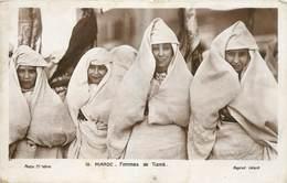 """CPSM MAROC """"Femmes De Tiznit"""" - Maroc"""