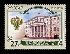 Russia 2017 Mih. 2508 Prosecutor General's Office MNH ** - 1992-.... Federation