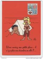 BIZ  '  SERIE COTE D'AZUR  '  EDITION OPPA   1961 NEUVE  CPSM  GLACEE / - Otros Ilustradores