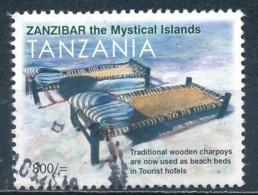 °°° TANZANIA - ZANZIBAR THE MYSTICAL ISLANDS - 2014 °°° - Tanzania (1964-...)