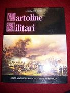 Collezionismo Militaria - Cartoline Militari 1^ed. 1994 - Militari