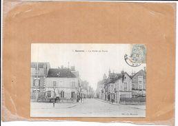 AUXERRE - 89 - La Porte De Paris - TON3 - - Auxerre