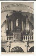 55. Souvenir De Pelerinage De Benoite Vaux (par Souilly) Les Orgues De L'Eglise 1904 - France