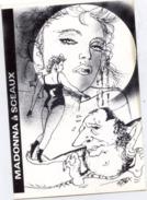 MADONNA à SCEAUX 1987 (CHIRAC) Illustrateur Etienne QUENTIN - Femmes Célèbres