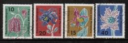 GERMANY   Scott # 857-60 VF USED - [7] Federal Republic