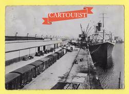 CPSM 76 P A H  L ILE DE FRANCE  Gare Maritime 1951 - Le Havre