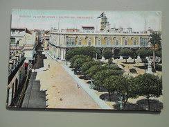 CUBA HABANA PLAZA DE ARMAS Y PALACIO DEL PRESIDENTE - Cuba