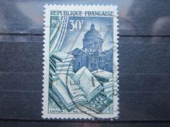 """VEND BEAU TIMBRE DE FRANCE N° 971 , """" FRANCAISE """" EN GRIS !!! - Errors & Oddities"""