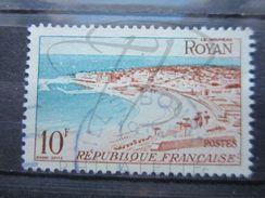 "VEND BEAU TIMBRE DE FRANCE N° 978 , SIGNATURE "" PIE "" !!! (b) - Errors & Oddities"