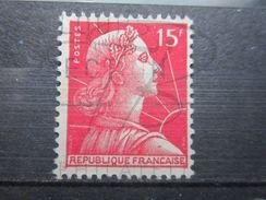 VEND BEAU TIMBRE DE FRANCE N° 1011 , POINT SUR L'EPAULE !!! - Errors & Oddities