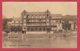 Waulsort - Le Grand Hôtel ( Spécial Voir Verso, Scan ) - Hastière