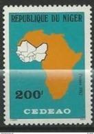 """Niger YT 580 """" CEDEAO """" 1982 Neuf** - Niger (1960-...)"""