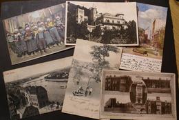 Lot 1150 POSTKAARTEN BUITENLAND / 1150 CP ETRANGERES  (9 X 14 Zie Beschrijving - Voir Description) - Cartes Postales