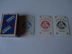 COLLECTOR Mini Jeu De 54 Cartes 3 JOKERS - PUB FRANCE ABONNEMENTS - Playing Cards - Format 6,5 X 4,5 Cm - 54 Cards