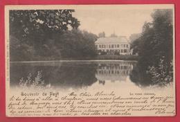 Fayt ... Souvenir De  - Le Vieux Château - 1901 ( Voir Verso ) - Manage