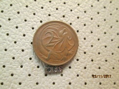 Australia 2 Cents 1972 # 5 - Decimal Coinage (1966-...)