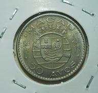 Portugal Macau 50 Avos 1972 - Portugal