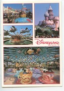 Marne La Vallée : Euro Disney (1994) Puis Disneyland Paris - Fantasyland (multivues) - Disneyland