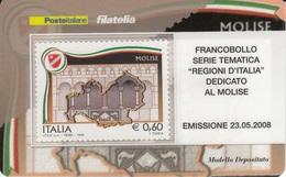 2008 REGIONI D'ITALIA - MOLISE - 6. 1946-.. Repubblica
