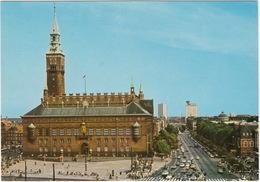 Copenhagen: SAAB 96, CITROËN 2CV, AUSTIN MINI, VOLVO AMAZON, RENAULT 4, FORD P5, DS - Town Hall Square - (DK) - Passenger Cars