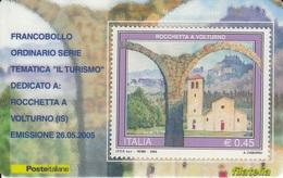 2005 TURISMO - ROCCHETTA A VOLTURNO (IS) - 6. 1946-.. Repubblica