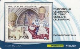 2010 ANNO GIUBILARE CELESTINIANO - 6. 1946-.. Repubblica