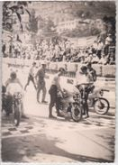 MOTO MOTORCYCLE GARA MOTOCICLISTICA - MOTORCYCLE RACE - FOTOGRAFIA ORIGINALE - Photographs