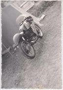 MOTO GARA MOTOCICLISTICA - MOTORCYCLE RACE - FOTOGRAFIA ORIGINALE - Photographs