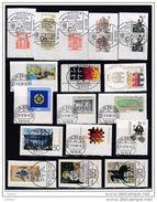 Duitsland Varia Mooi Stempels Mooi Lot 3724 (2 Scans) - Stamps