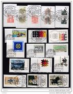 Duitsland Varia Mooi Stempels Mooi Lot 3724 (2 Scans) - Timbres