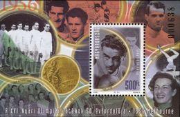 Hongrie Hungary Magyar Bf 298 Médaille D'or JO De Melbourne Australia 1956, Boxe, Escrime, Gymnastique - Ete 1956: Melbourne