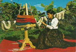 Zediani - San Vero Milis (Oristano, Sardegna) Costume Di Zediani - Oristano