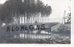 """18 LURY Sur ARNON ( Cher ) - Le Pont - Métallique """" Type Eiffel """" Vue Prise De L'abreuvoir ... - CPSM MYS N° 2093 - Other Municipalities"""