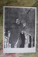 Russia. Satirical Postcard - Elections - Caricature -  Russian Revolution - Russia